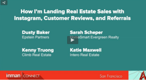 How I'm Landing Real Estate Sales With Instagram, Customer Reviews, and Referral